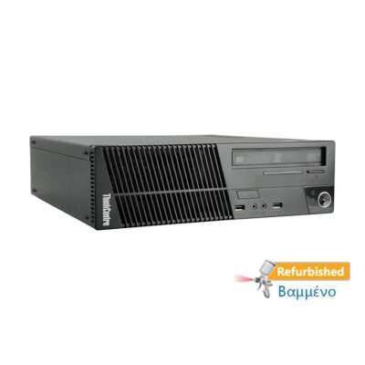 Lenovo M82 SFF i5-3470/4GB DDR3/250GB/DVD/7P Grade A+ Refurbished PC
