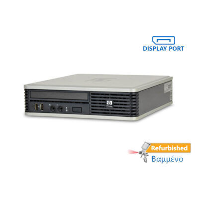 HP DC7900 USFF C2D-E8400/4GB DDR2/320GB/DVD/7P Grade A Refurbished PC