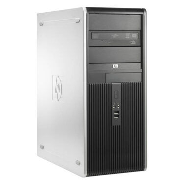 HP DC7900 Tower C2D-E8400/4GB DDR2/160GB/DVD Grade A Refurbished PC